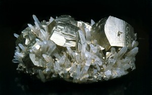 pyrite-and-quartz