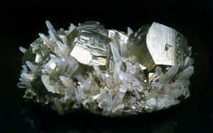pyrite-and-quartz