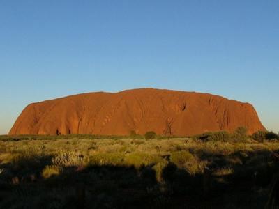 Ayers Rocks (Uluru)