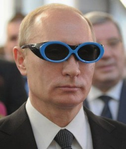 Putins glasses