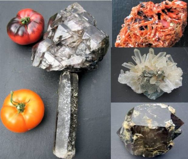 orange minerals names the spirituality of stones and minerals